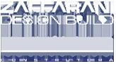 Zaffarani Design Build – Construtora Logotipo